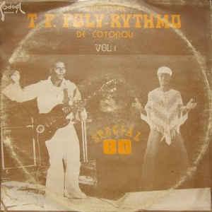 T.P. Orchestre Poly-Rythmo - Spécial 80 Vol. 1 - Album Cover