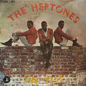 The Heptones - On Top - Album Cover