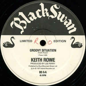 Keith Rowe (2) - Groovy Situation - Album Cover