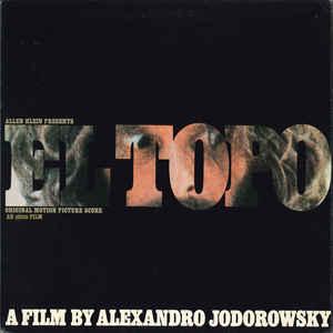 Alejandro Jodorowsky - El Topo (Original Motion Picture Score) - Album Cover