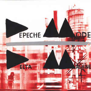 Depeche Mode - Delta Machine - Album Cover