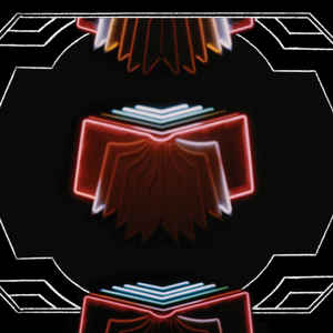 Arcade Fire - Neon Bible - Album Cover