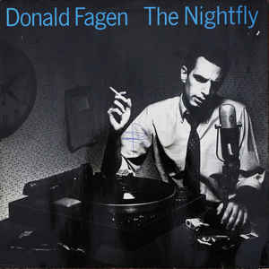 Donald Fagen - The Nightfly - Album Cover