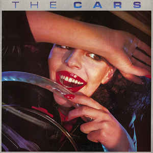 The Cars - The Cars - Album Cover
