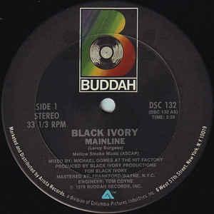Black Ivory - Mainline - Album Cover