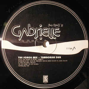 Gabrielle - Album Cover - VinylWorld
