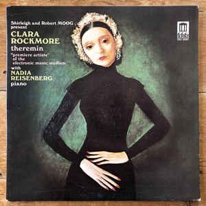 Clara Rockmore - Theremin - VinylWorld