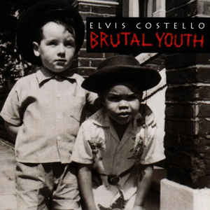 Elvis Costello - Brutal Youth - Album Cover