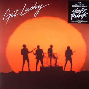 Daft Punk - Get Lucky (Daft Punk Remix) - Album Cover