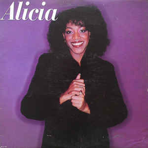 Alicia - Album Cover - VinylWorld