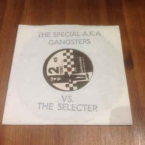 Gangsters / The Selecter - Album Cover - VinylWorld