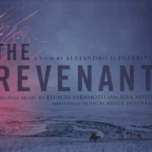 Alva Noto + Ryuichi Sakamoto - The Revenant (Original Motion Picture Soundtrack) - VinylWorld