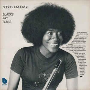 Bobbi Humphrey - Blacks And Blues - Album Cover