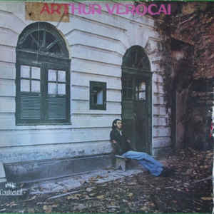 Arthur Verocai - Album Cover - VinylWorld