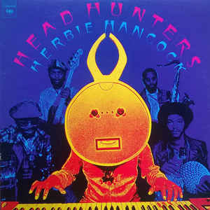 Herbie Hancock - Head Hunters - Album Cover