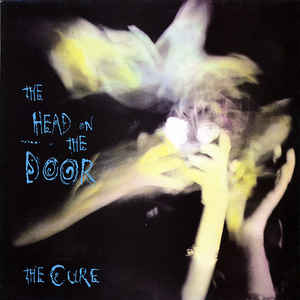 The Cure - The Head On The Door - Album Cover