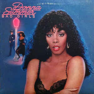 Donna Summer - Bad Girls - Album Cover