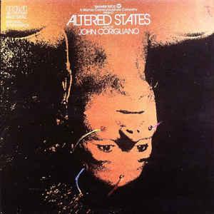 Altered States: Original Soundtrack - Album Cover - VinylWorld