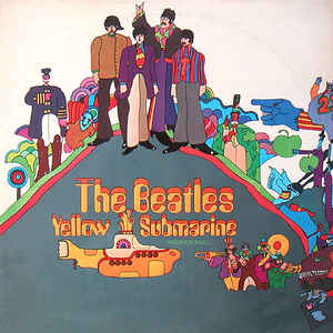 Yellow Submarine - Album Cover - VinylWorld