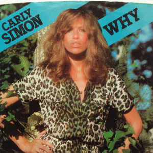 Carly Simon - Why - Album Cover