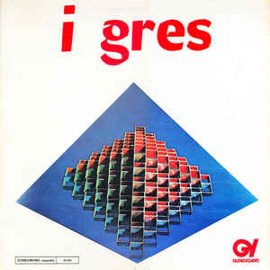 I Gres - Album Cover - VinylWorld
