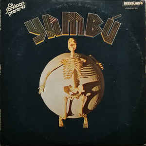 Al Santiago Presents Yambú - Album Cover - VinylWorld