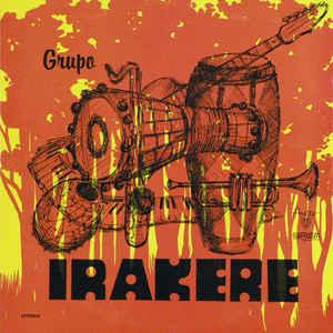 Grupo Irakere - Album Cover - VinylWorld