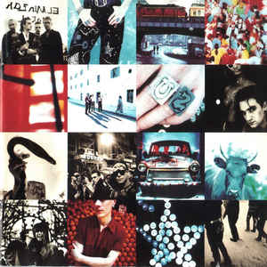Achtung Baby - Album Cover - VinylWorld