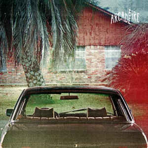 Arcade Fire - The Suburbs - Album Cover