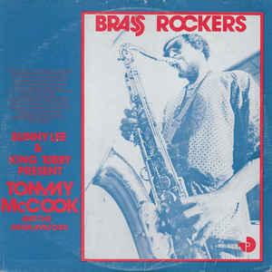 Bunny Lee - Brass Rockers - Album Cover