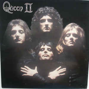 Queen II - Album Cover - VinylWorld