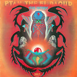 Ptah, The El Daoud - Album Cover - VinylWorld
