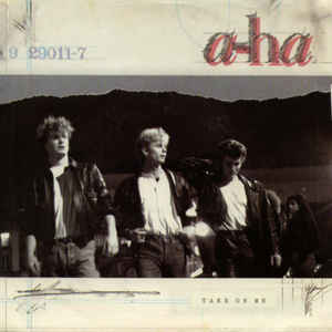 a-ha - Take On Me - Album Cover