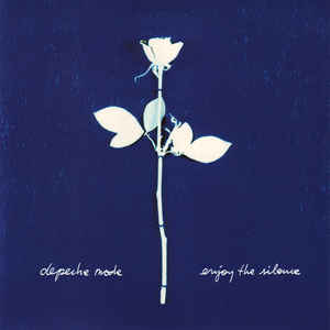 Depeche Mode - Enjoy The Silence - Album Cover