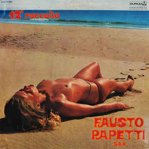 Fausto Papetti - 12ª Raccolta - Album Cover