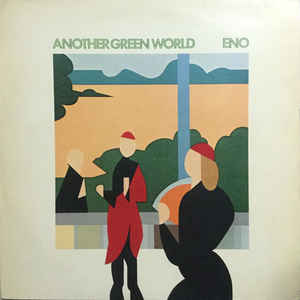 Another Green World - Album Cover - VinylWorld