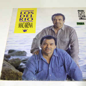 Los Del Rio - Macarena - Album Cover