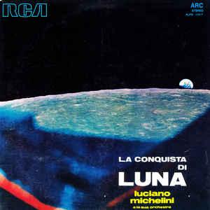La Conquista Di Luna - Album Cover - VinylWorld