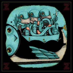 My Morning Jacket - Z - Album Cover
