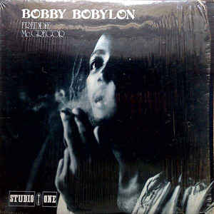 Bobby Bobylon - Album Cover - VinylWorld