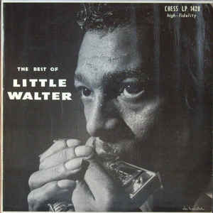 Little Walter - The Best Of Little Walter - Album Cover