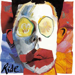 Ride - Going Blank Again - Album Cover