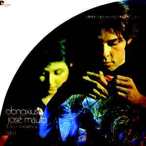 José Mauro - Obnoxius - Album Cover