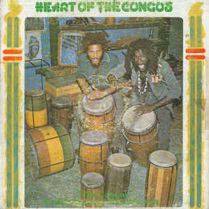 The Congos - Heart Of The Congos - Album Cover