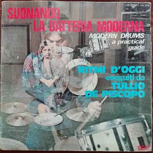 Suonando La Batteria Moderna - Album Cover - VinylWorld
