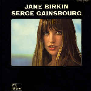 Serge Gainsbourg - Jane Birkin - Serge Gainsbourg - Album Cover
