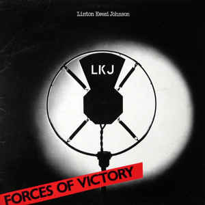 Linton Kwesi Johnson - Forces Of Victory - Album Cover