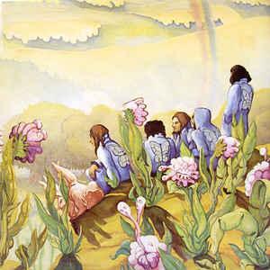 Harmonium - Les Cinq Saisons - Album Cover