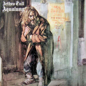 Aqualung - Album Cover - VinylWorld