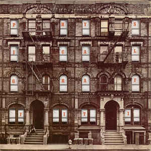 Led Zeppelin - Physical Graffiti - Album Cover